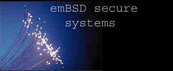 emBSD secure systems